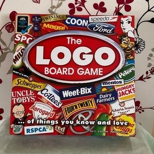 💥🌟💥 OFFERS WELCOME 💥🌟💥 The Logo Board Game, Australian Edition 2009 $22